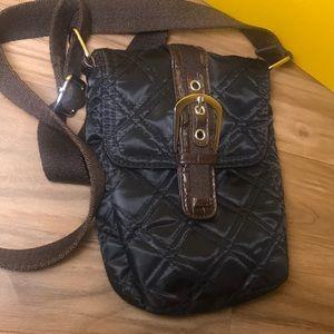 👛NUATO Small Mini Cross Body Hand Bag/ Purse